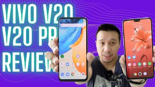 Vivo V20, V20 Pro Review: Android 11 Before Pixel 5; 44MP Selfie Cam