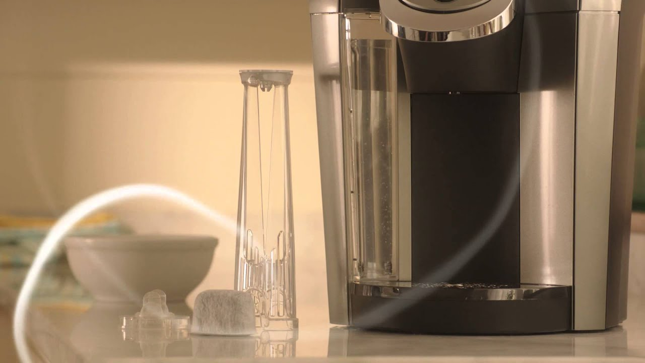 How To Use The Keurig 2 0 Water Filter You