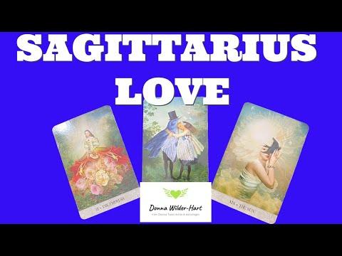 SAGITTARIUS~LOVER BEGS YOU