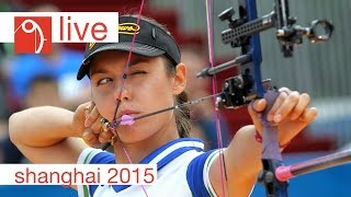 Live Session: Compound Finals | Shanghai 2015