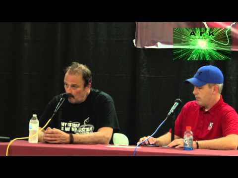 "Meet Jake ""The Snake"" Roberts from HOT Con 2015"
