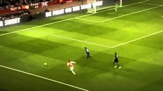 Alex Oxlade-Chamberlain vs Manchester United