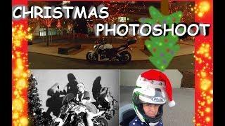 Photoshoot ! Xmas/motorbike Themed ! - Theme Moto/Noël