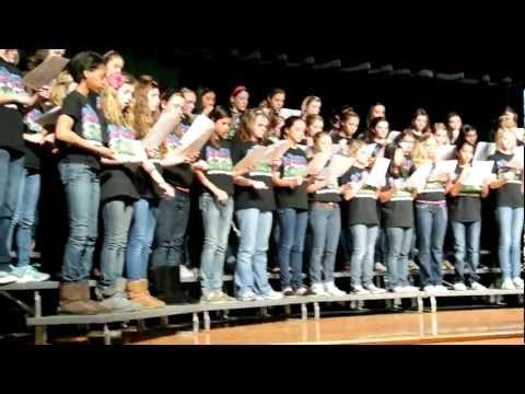 Southlake Carroll Middle School Women's Choir Concert