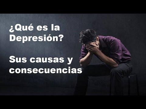 Como Superar la Depresión: ¿Que es la Depresión? Sus causas y consecuencias