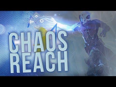 CHAOS REACH! New Arc Warlock Subclass Guide - Destiny 2 Forsaken