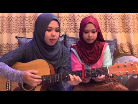 Locked Away & Biasa (mashup cover by Sheryl Shazwanie and Nur Eizaty)
