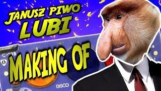 JANUSZ PIWO LUBI / MAKING OF [ChwytakTV]