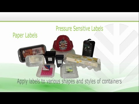 Tray and Clamshell Labeling Machinery - GPI