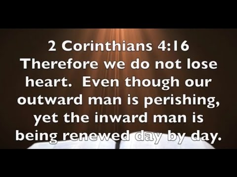 2 Corinthians 416 Life Is Hard But God Is Good Youtube