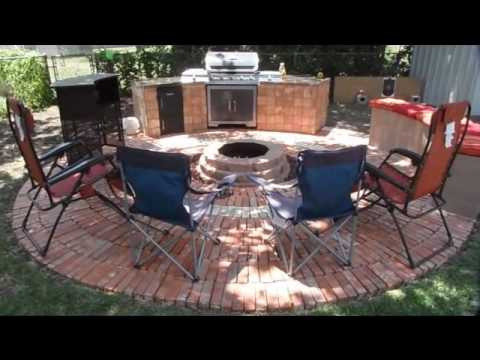 Superbe Backyard Bar U0026 Grill   YouTube