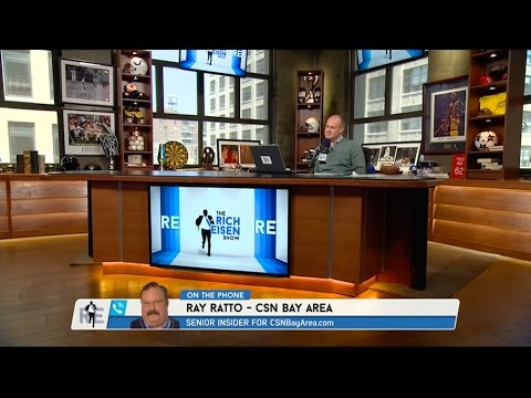 Ray Ratto of CSN Bay Area Talks Golden State Warriors, Steph Curry & More - 5/12/16