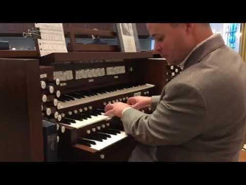Rejoice The Lord Is King (Arr. D. Harrison) Opening Hymn Organ: Ryland Brown 11/25/18