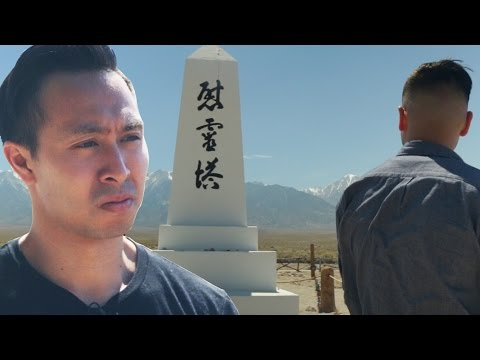 Japanese-Americans Visit A WW2 Incarceration Camp