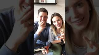 At Home With Michael and Luisana - March 25, 2020