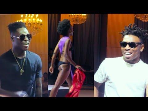 Africa Beauty Queen | Maryokun | Reekado Banks| Light Up Stage