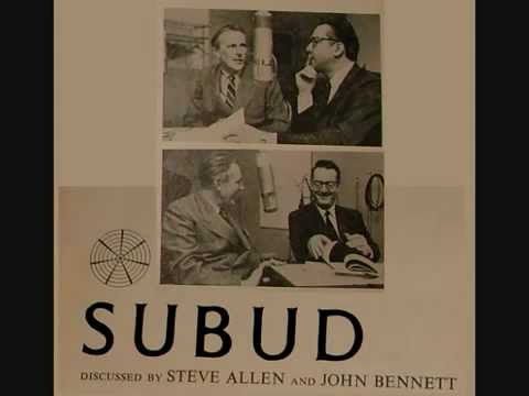 What is Subud? Bennett broadcasting