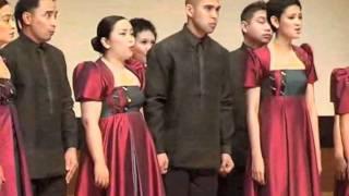 PsalmiDeo Chorale - Panunumpa