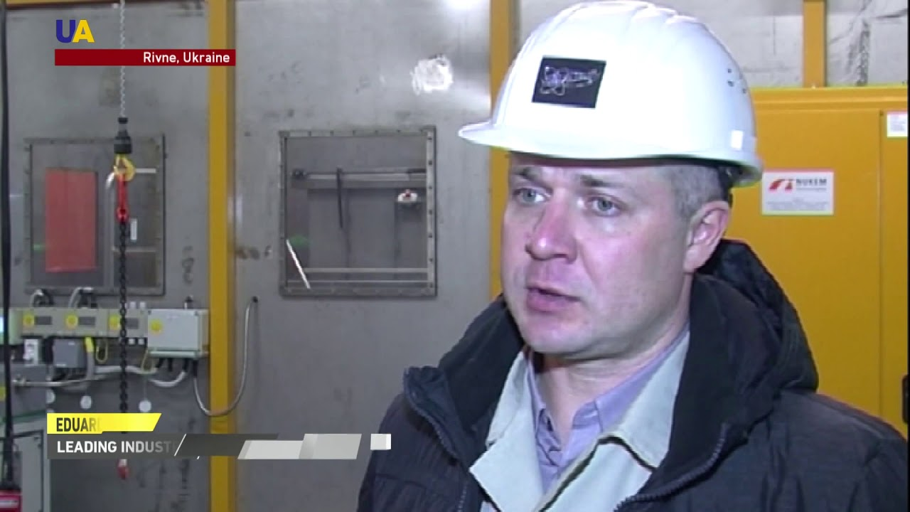 Ukraine opens new nuclear waste site at Chernobyl