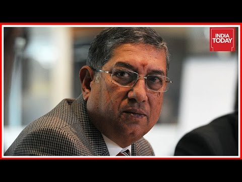 No Green Signal For N Srinivasan From SC To Represent BCCI ICC Meet