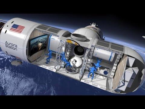 nasa nın uzay oteli ile ilgili görsel sonucu