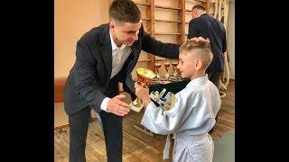 "Детский турнир по дзюдо ""Малыш-Крепыш""-2018"