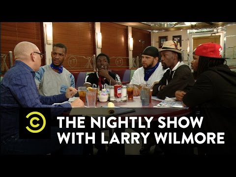 The Nightly Show - Gang Members on the Baltimore Protests - Uncensored