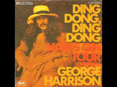 george harrison - ding dong ding dong