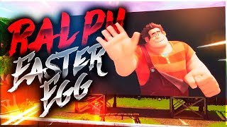 Fortnite x Wreck It Ralph (Easter Egg)