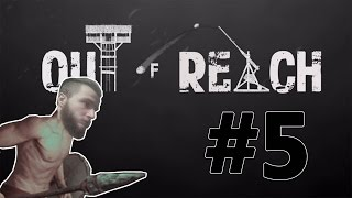 Out of Reach Gameplay PL Live #5 - Iron Island! ( Lets Play / 720p ) Diabeuu