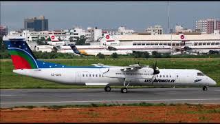 US Bangla 211 Q400 Kathmandu Crash ATC Voice Recording 3.12.18