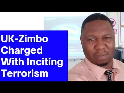 UK-Based Zimbabwean Charged With Inciting Terrorism Over Social Media Posts