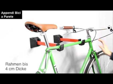 Ganci Appendi Bici A Parete Come Appendere La Bicicletta Al Muro