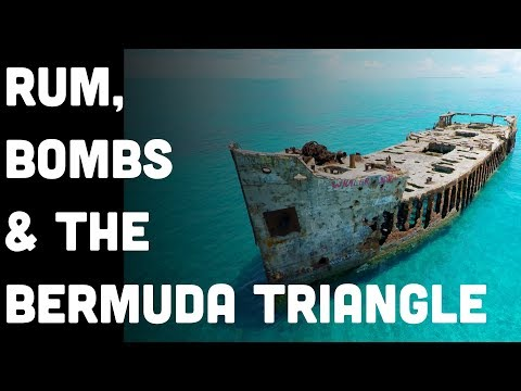 Diving The Wreck Of The S S  Sapona, Bimini: A Sordid History!