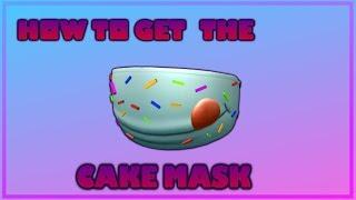 Come ottenere la maschera torta I Roblox Catalogo Info