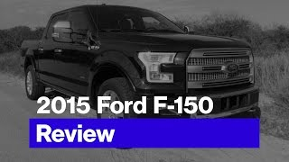 F-150 Review: Ford's Big Bet on an All-Aluminum Pickup