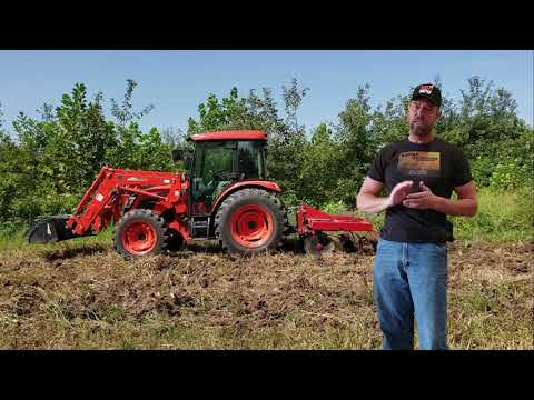 Illinois 53 acre new food plot Update! From Jungle to food plot, to success!