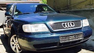 Audi A6 в кузове C4 из Германии 2,6 мотор год 1996