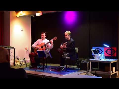 Jonny Phillips and Giorgio Serci
