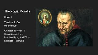 Theologia Moralis On Conscience: Chapter 1
