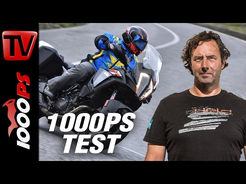 1000PS Test - KTM 1290 Super Adventure S 2017 | Die beste Reiseenduro?