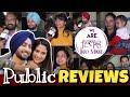 Ikko Mikke Public Review | Satinder Sartaaj  Aditi Sharma | Sardar Sohi | Outstanding Movie | Salute