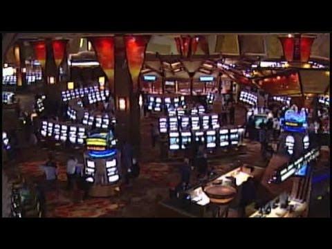 gambling tribal revenue