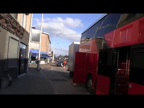 European Tour Bus - KATAKLYSM TOUR 2016