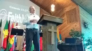 09-22-19 Faith Matters (Genesis 11:27 - 13:4)