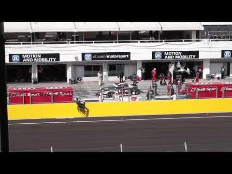 DTM 2017 Hungaroring Rene Rast