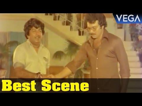 Keezh Vaanam Sivakkum Tamil Movie || Jaishankar Talk To Sarath Babu In Sivaji Ganesan House