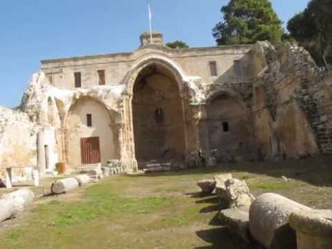 שרידי כנסית סנט אנה בציפורי