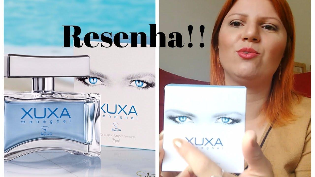 Perfume Xuxa Meneghel By Jequiti Youtube