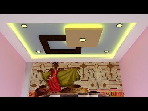 Latest Gypsum False Ceiling designs for bedroom simple false designs 2018
